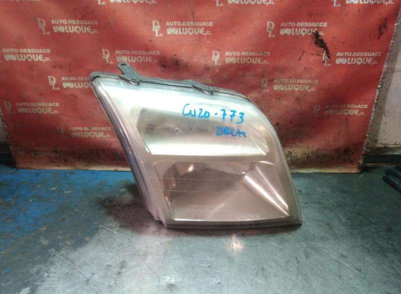 FARO DELANTERO DERECHO FORD TOURNEO CONNECT (TC7)